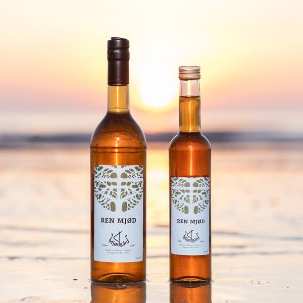 2 flasker Ren mjød fra mjødgård