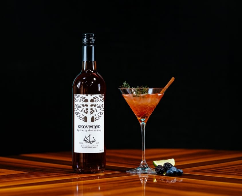 Mjød cocktail