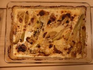 Flødebagt fennikel med mjød